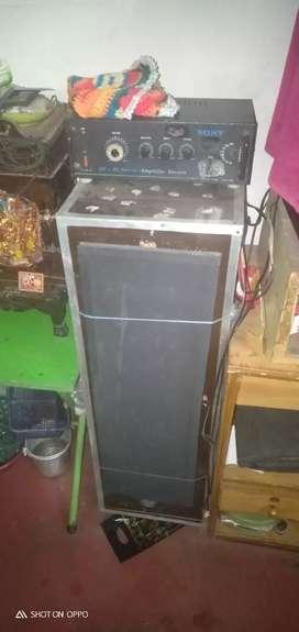 Box amplifier dvd