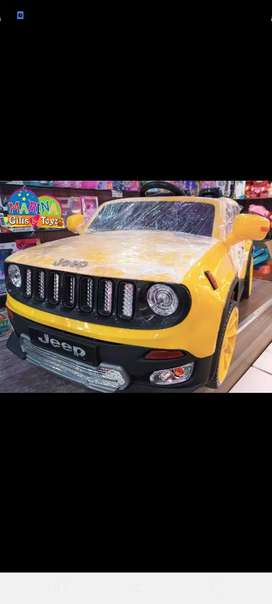 All imported battery operated cars and bikes are available contact