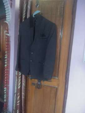 Black colour blazer only one time used