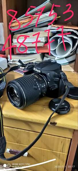 Nikon D 3200 DSLR CAMERA Brand New Condition