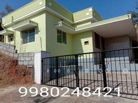 New 2 BHK independent house 3.5 cents,opp kudupu temple Mangalore