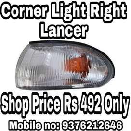 Lancer...  Tail lights..  Left