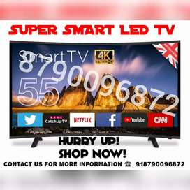 55 inch brand new led tv full hd smart WITH 2 year warranty