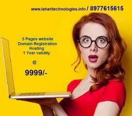 Best facebook Promotion services in Lahari Technologies