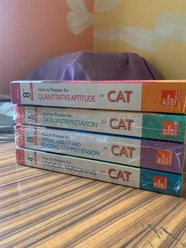 MBA CAT BOOKS BY ARUN SHARMA