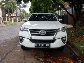 Toyota Fortuner vrz at diesel antik putih