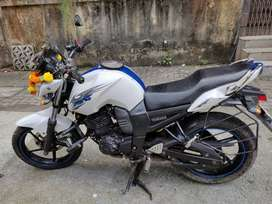 FZ 2013 in good condition.