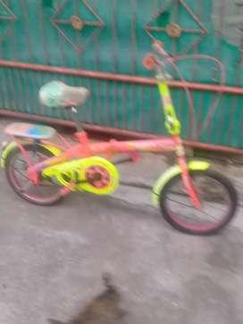 Dijual sepeda lipat anak murah