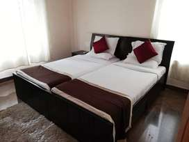 Short/Long Term Basis Service Apartment For Rent In Coffee Board Layut