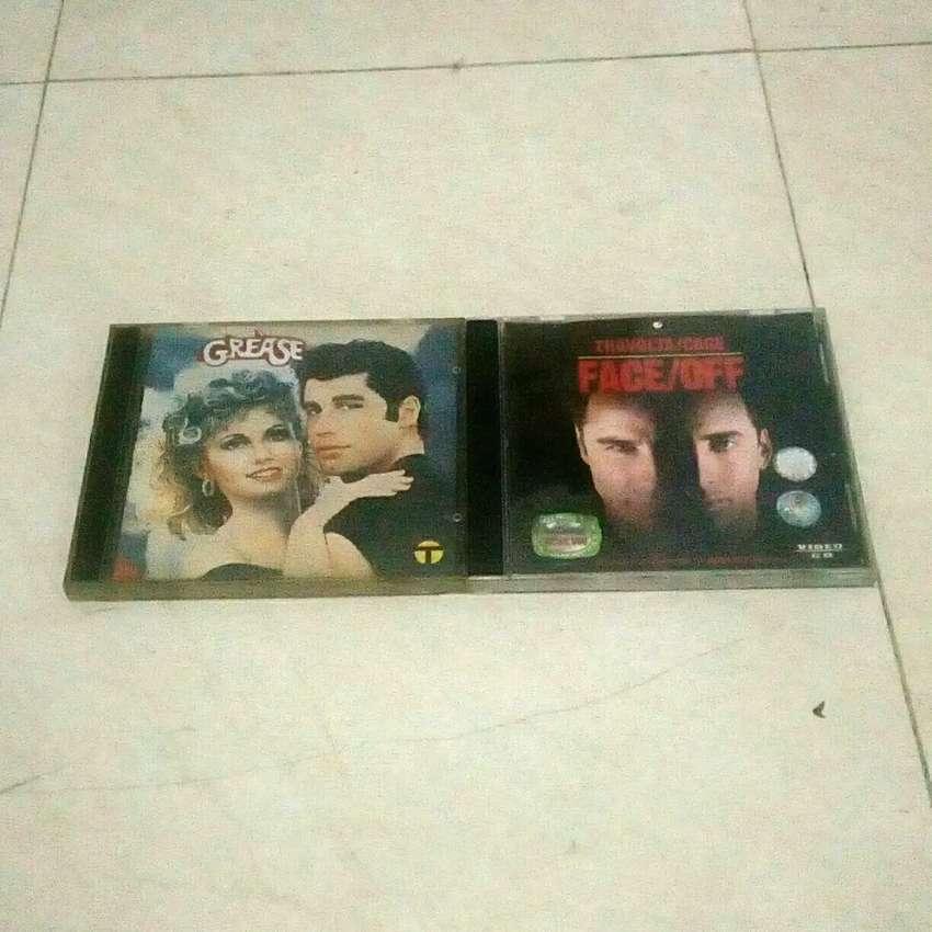 Koleksi Kaset Film VCD Original Action/Drama John Travolta 0