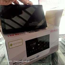 Sale promo murah//head unit android mirrai