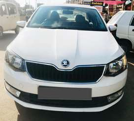 Skoda Rapid 1.6 MPI Manual ambition  style, 2017, Diesel