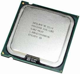 Prosesor NEW Pentium Dual Core E2160 Tray 1.8GHz