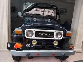 Toyota Landcruiser Hardtop BJ40 Solar thn: 83 Istimewa, Harga Nego !
