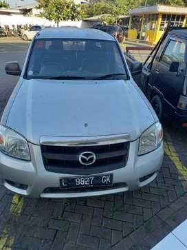 Mazda BT50 Tahun 2009, Ex. Pemakaian Sendiri
