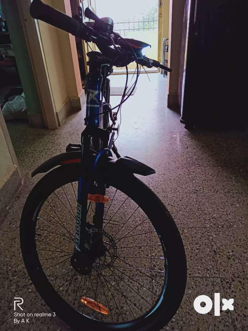Hercules roadeo 7 gear cycle 0