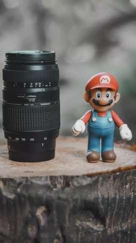 lensa tamron tele 70mm-300m