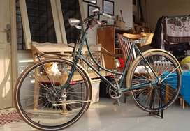 Sepeda Ontel Hamber Antik
