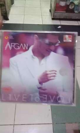 CD original Afgan