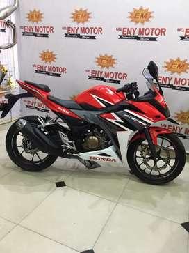 New Honda CBR 150 cc thn 2019 FI cash/kredit/TT