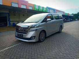 Toyota Vellfire G th 2015