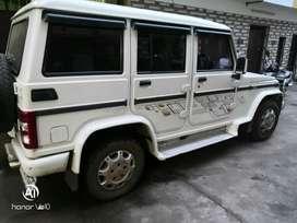 Mahindra Bolero ZLX BS IV, 2012, CNG & Hybrids