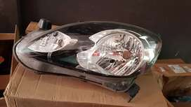 Stop lamp dan head lamp mobilio