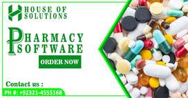 Pharmacy Software(POS)