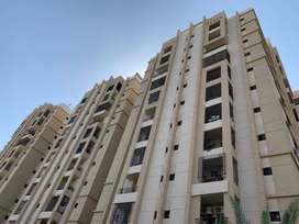 3 Bed DD Apartment in Saima Jinnah Avenue opp Check post-5 Malir Cant