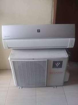 Dijual AC SHARP 1 PK Plasmacluster Low Watt