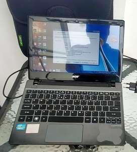 *Notebook Acer slim V5-171 Core i3*