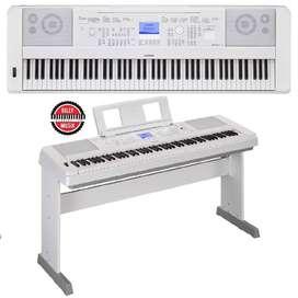 BILLY MUSIK - Digital Piano Yamaha DGX660 WH Bisa Kredit Tanpa CC