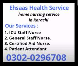 Home Nursing Services Karachi