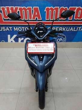 Honda Vario 125 Cbs ISS Plat Grsk