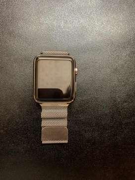 Apple watch series1 stainless steel 42mm