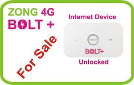 Zong Bolt + Unlocked