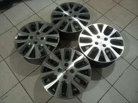 Velg Mobil Standar Mobilio R15x5,5 Pcd 4x100 grey polis