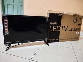 Tv LED Akari 24 inc