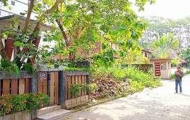 Tanah Area Rumah Mewah Lokasi Jalan Palagan Lempongsari Luas 350m