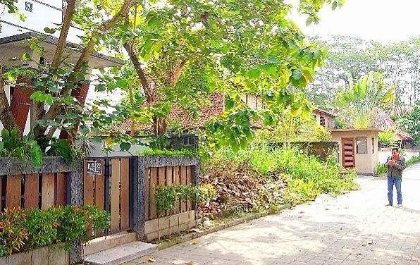 Tanah Area Rumah Mewah Lokasi Jalan Palagan Lempongsari Luas 350m 0