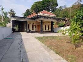 Dijual Rumah Bagus Halaman Luas Belakang Universitas Satya Wacana