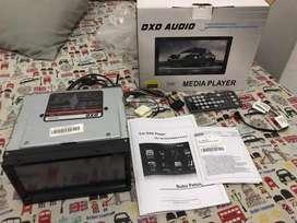 Headunit bekas Merk DXd Audio Keluaran AVIX masih bagus banget