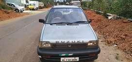 Maruti Suzuki 800 Std, 2002, Petrol