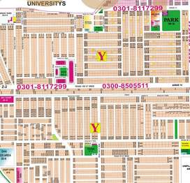 Plot For Sale In Phase-07 DHA Lahore