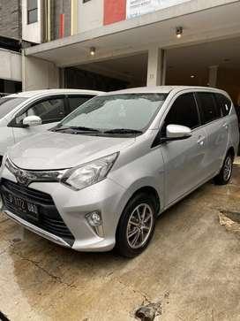 Toyota Calya G 2018 MT hanya DP 10 jt!!