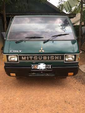 Mitsubishi Pick Up L 300 1994