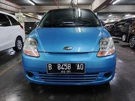 Chevrolet SPARK 1.0 LS MT Biru