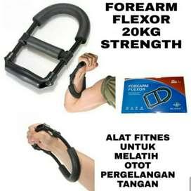 Power Wirst Forearm Flexor 20kg Strenght / Alat Fitness Melatih Otot