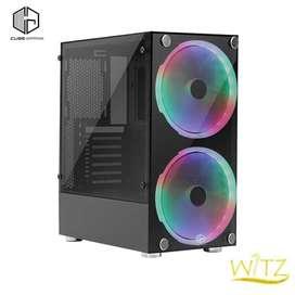 casing pc gaming CUBE GAMING WITZ
