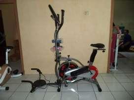 Sepeda Statis Orbitrack Bike 5 Fungsi// Eugen JQ 12B45